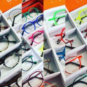 Le plein de nouveautés chez #dutzeyewear ! Vive la couleur. #frasnes #eyewear #grenezoptique #ath…